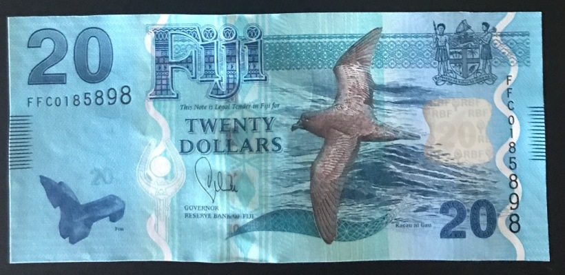 fiji money